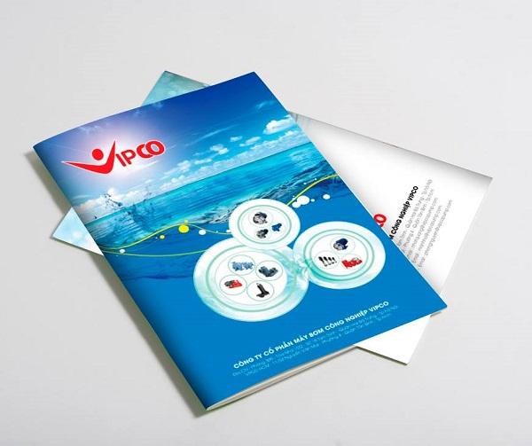 Quy cách thiết kế in catalogue tại In Thiên Hà