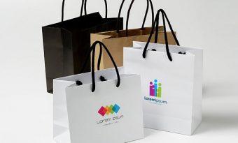 Đặt in túi giấy sử dụng cho các shop thời trang