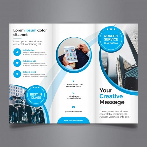 Dịch vụ in Brochure đẹp tại In Thiên Hà