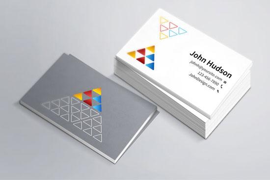 In name card chuyên nghiệp tại công ty In Thiên Hà
