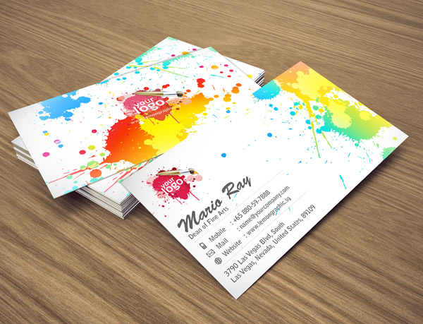Một số lưu ý khi thiết kế in name card
