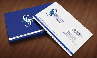 Dịch vụ in name card uy tín tại In Thiên Hà